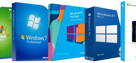 Программное обеспечение Windows Server 2012 R2